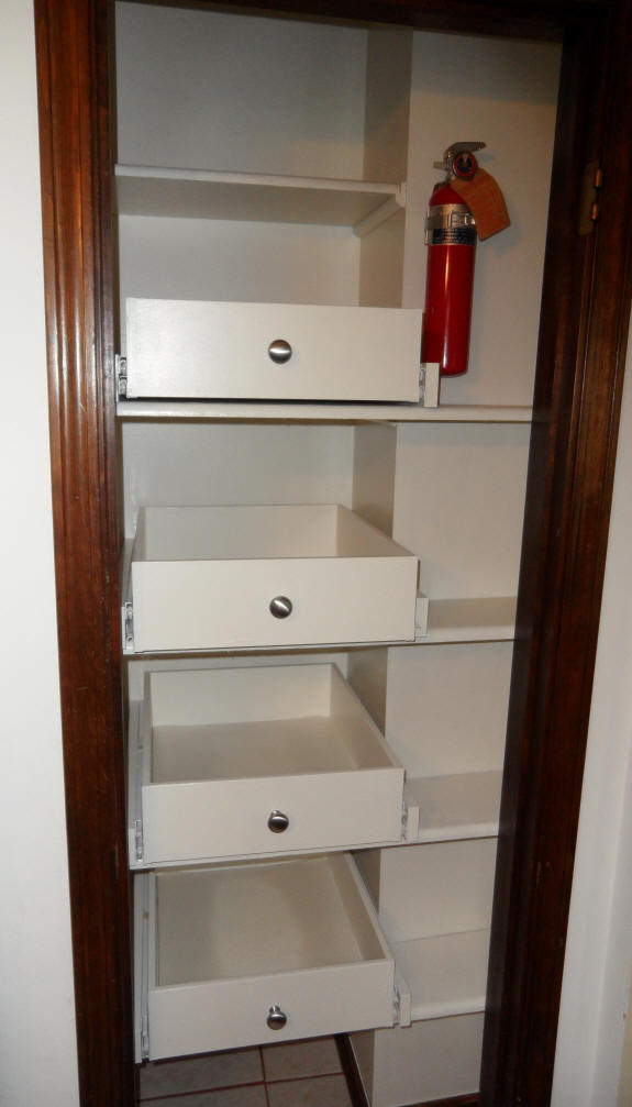 Affordable Pull Out Shelves For Kitchen Storage